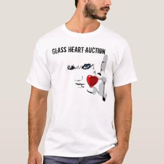 Glasherz-Auktion - verkauft! T-Shirt