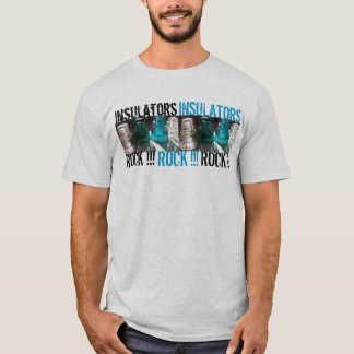 Glasisolierungen FELSEN!!!!!! T-Shirt