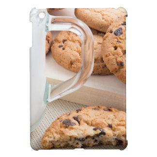Glasschale mit Milch- und Hafermehlplätzchen iPad Mini Hülle