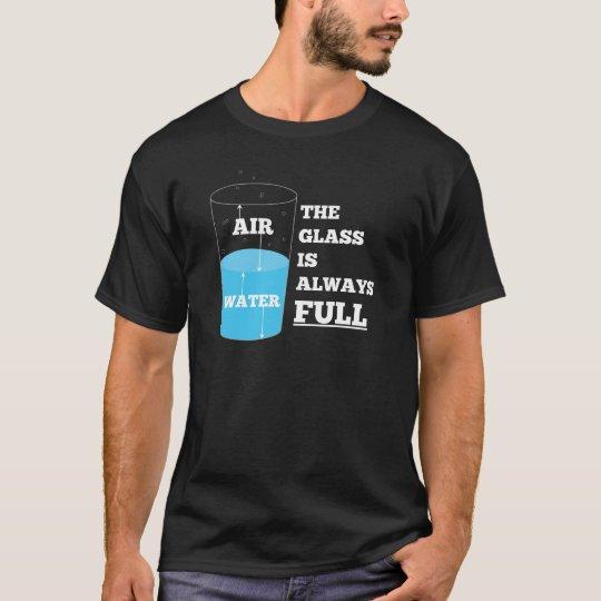 Glastheorie T-Shirt