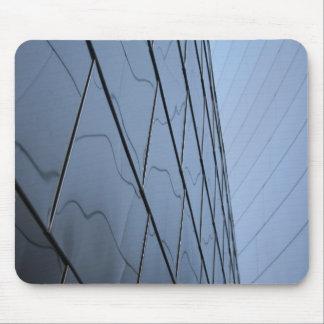 Glaswolkenkratzer Mousepad