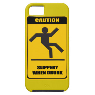 Glatt, wenn betrunken tough iPhone 5 hülle