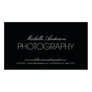 GLATTE FOTOGRAFIE-VISITENKARTE DES FOTOGRAF-%PIPE% VISITENKARTEN