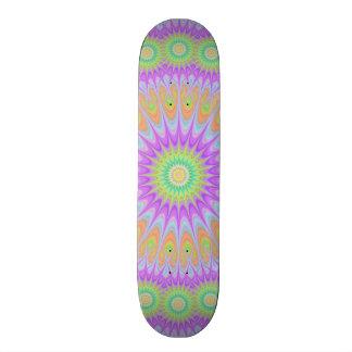 Glatte Spitzen 21,6 Cm Skateboard Deck