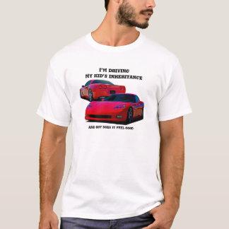 Glätten Sie Fahrt T-Shirt