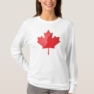 Glatter Ahorn T-Shirt