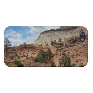 Glatter Felsen Zion Nationalpark Utah Etui Fürs iPhone 5