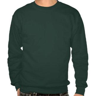 Glattes rundes glückliches Rasta Flaggen-Shirt Pullover