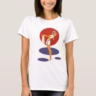 Glattes Segeln T-Shirt
