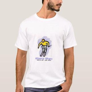 Glattes Steigungs-Ski-Wochenende 2005 T-Shirt