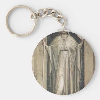 Glaube durch Giotto Schlüsselanhänger