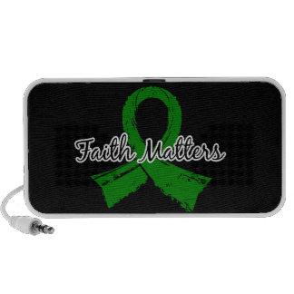 Glaube ist 5 psychische Gesundheiten von Bedeutung Tragbare Lautsprecher