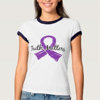 Glaube ist 5 Sjogrens Syndrom von Bedeutung Tshirt