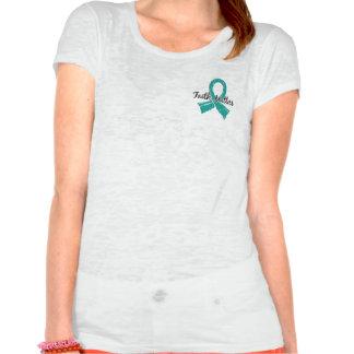 Glaube ist peritonealer Krebs 5 von Bedeutung T Shirts