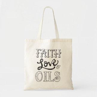 Glaube, Liebe u. Öle Tragetasche