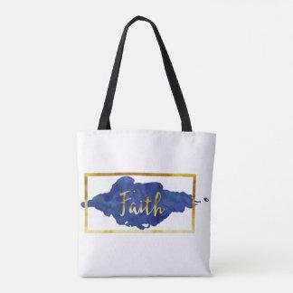 Glaube Tasche