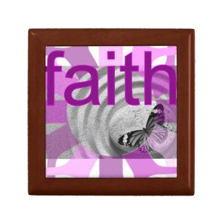 Glauben-Andenken-Kasten Erinnerungskiste
