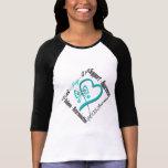 Glauben-Hoffnungs-Liebe-Schmetterling - PCOS Bewus Shirt