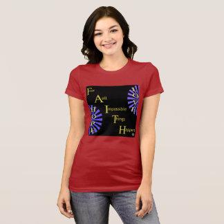 Glauben-Hoffnungs-Liebe T-Shirt