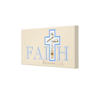 Glauben-Leinwand-Kunst Leinwanddruck
