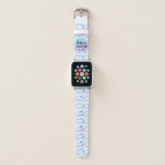 Glauben Sie an selbst Apple Watch Armband