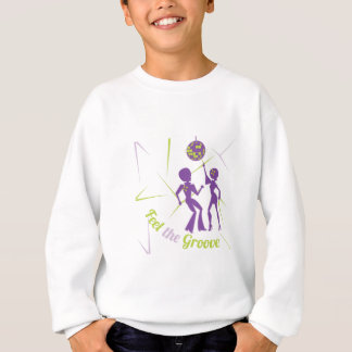 Glauben Sie der Nut Sweatshirt