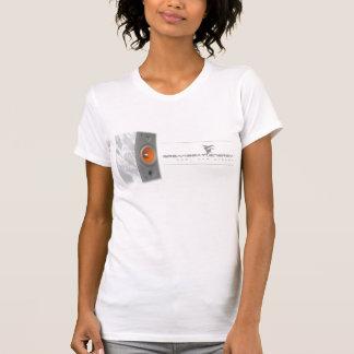 Glauben Sie der weißen kurzen Hülse T der T-Shirt