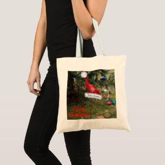 Glauben Sie Sankt Hut-Taschen-Tasche Tragetasche