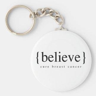 Glauben Sie Schlüsselband