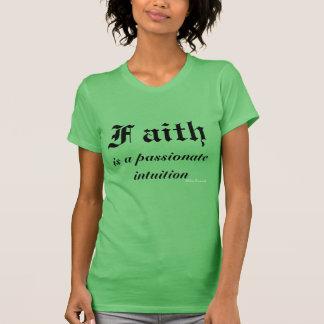 Glauben-T - Shirtentwurf T-Shirt