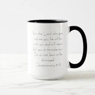 Glauben-Tasse Tasse