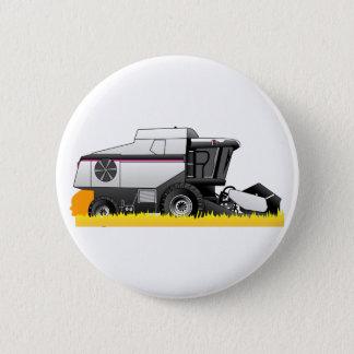Gleaner Runder Button 5,7 Cm