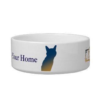 GLEICHHEIT Haustier-Schüssel Napf