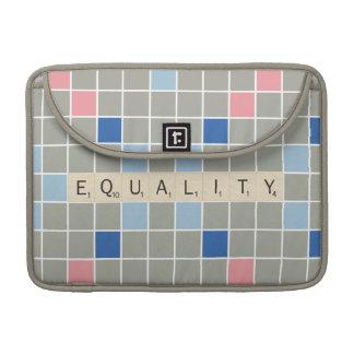 Gleichheit Sleeve Für MacBook Pro