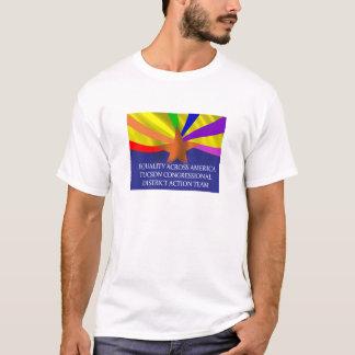 Gleichheit über Shirt Amerikas Tucson