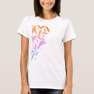 Gleitschirm-Schar T-Shirt
