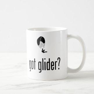 Gleitschirmfliegen Kaffeetasse
