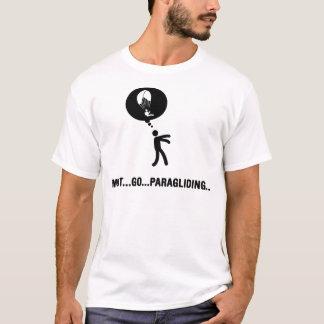 Gleitschirmfliegen T-Shirt