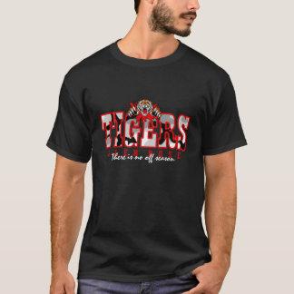 Glen-Rosen-Tiger dort ist keine würzen weg T-Stück T-Shirt