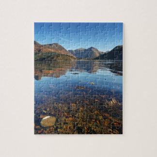 Glencoe und Ballachulish, Schottland Puzzle