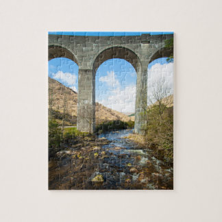 Glenfinnan Viaduct Puzzle