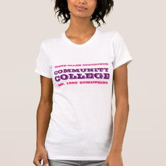 Glenn-Ellen das Shirt Gemeinschaftsder Uni-Frau