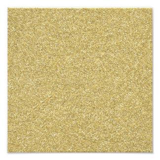 glitter3 BLING SANDY NEUTRALE BEIGE Gold-SAHNERÜCK Kunstphoto