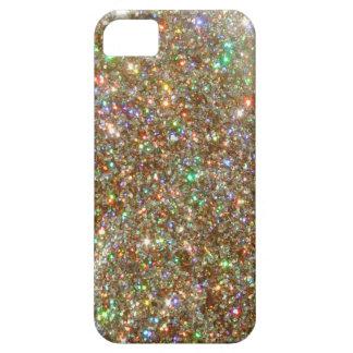 Glitter-Fall Etui Fürs iPhone 5