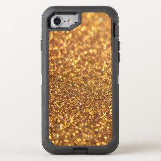 Glitter-glänzender Luxus OtterBox Defender iPhone 8/7 Hülle