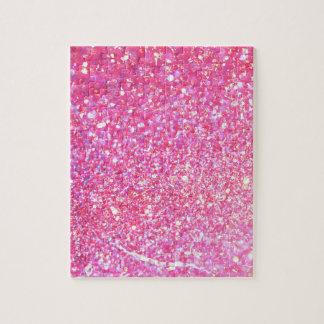 Glitter-glänzender Luxus Puzzle