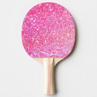 Glitter-glänzender Luxus Tischtennis Schläger
