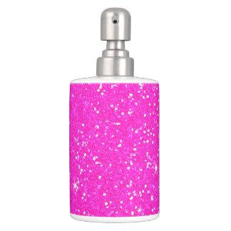 Glitter-glänzender Schein Badset