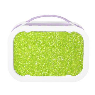 Glitter-glänzender Schein Brotdose