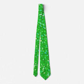 Glitter-glänzender Schein Krawatte